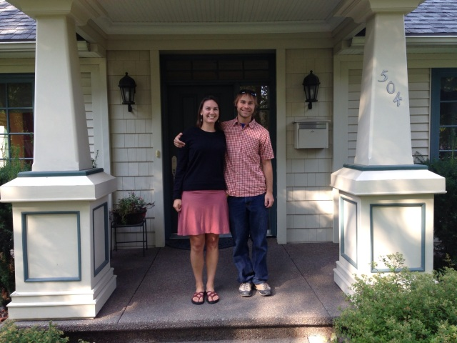 Our new home in Kalispell